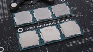 """Core i7-8700 und i5-8600K im Test: Alle Coffee-Lake-CPUs, """"Auto OC"""" und DDR4-4000 analysiert"""