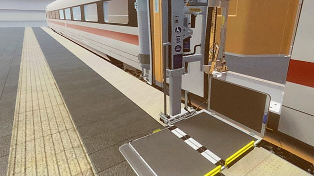 GTC Europe 2017: Wie die Deutsche Bahn Mitarbeiter in VR trainiert