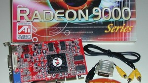Im Test vor 15 Jahren: Die Radeon 9000 hatte mit 128 MB DDR-SDRAM ein Problem