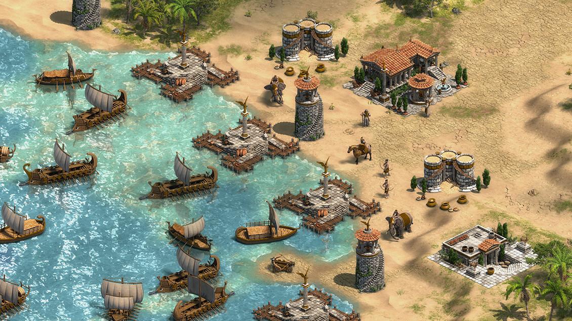 Age of Empires: Definitive Edition ins nächste Jahr verschoben