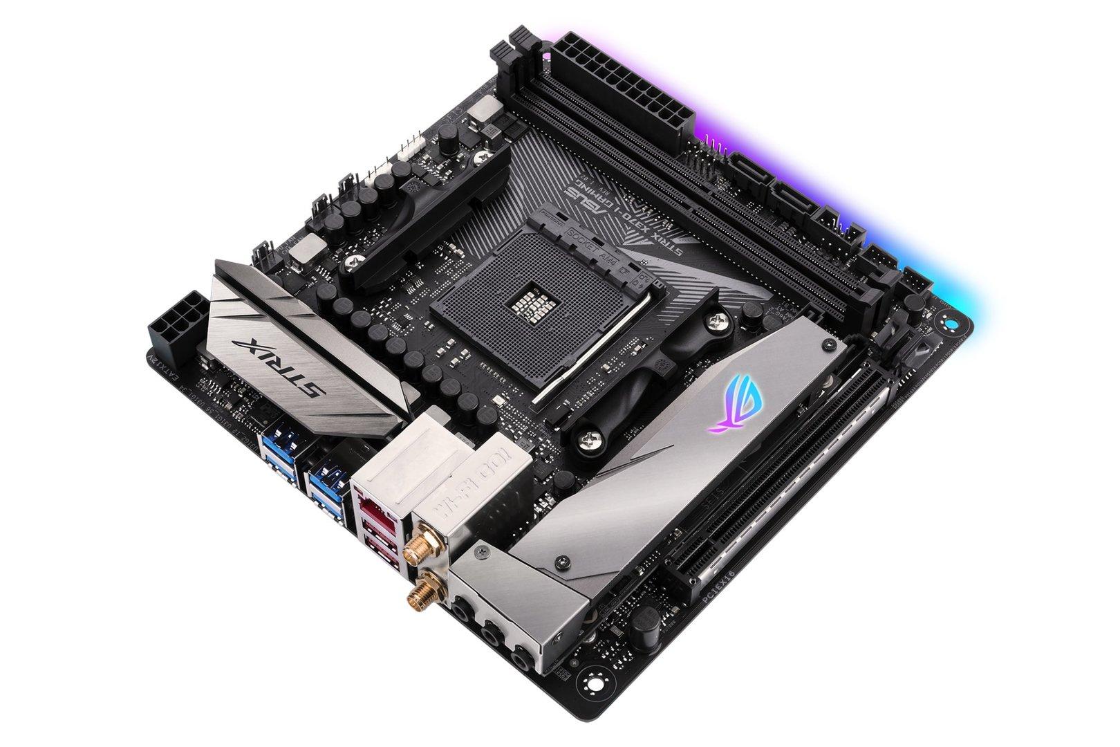 ROG Strix X370-I Gaming