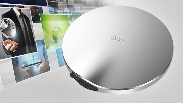Bolt B80: Silicon Powers neue tragbare SSD ist ein Daten-Diskus