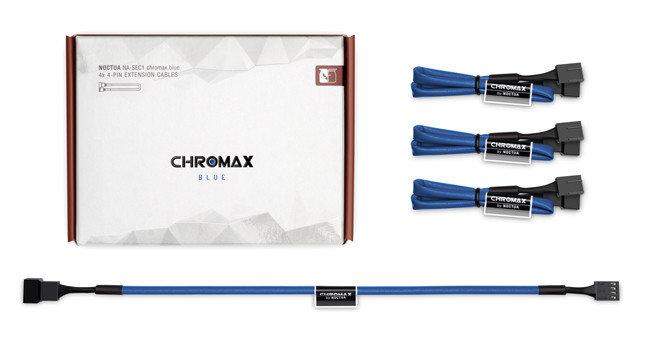 Noctua NA-SEC1 chromax.blue