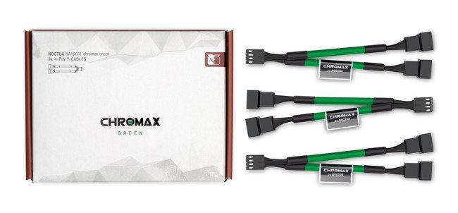 Noctua NA-SYC1 chromax.green
