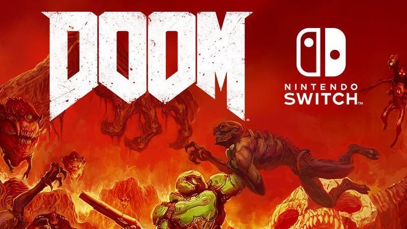 Nintendo: Doom erscheint am 10. November für die Switch