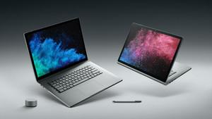 Microsoft: SurfaceBook2 ab 1.750Euro in Deutschland nur in klein