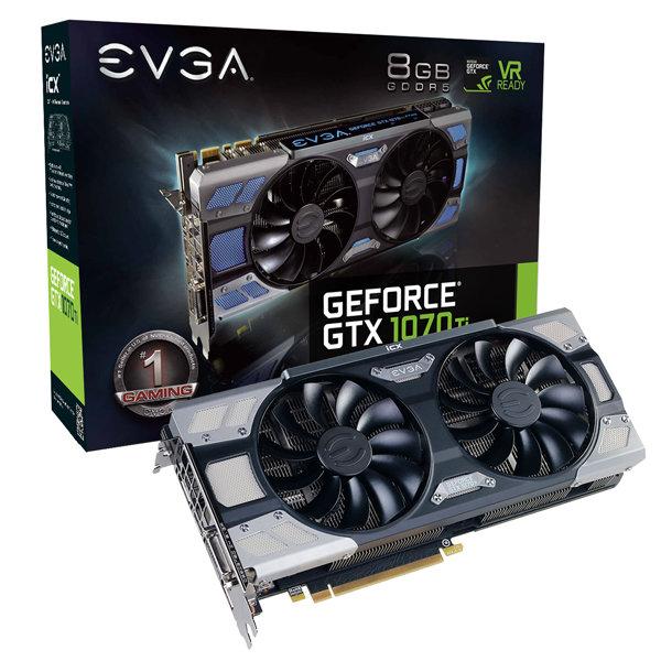 EVGA GeForce GTX 1070 Ti FTW2
