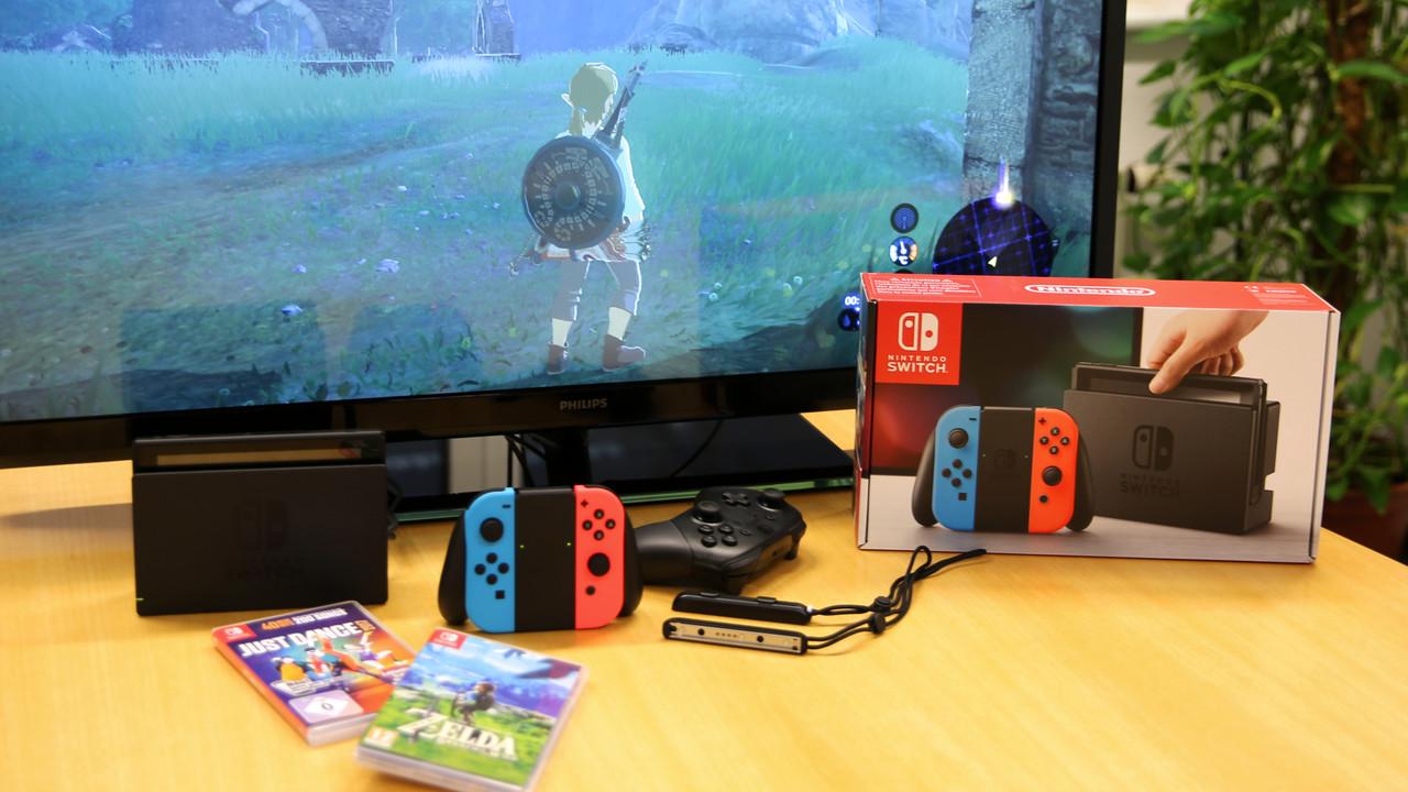 Nintendo Switch: Update auf Version 4.0 bringt Videoaufnahmen