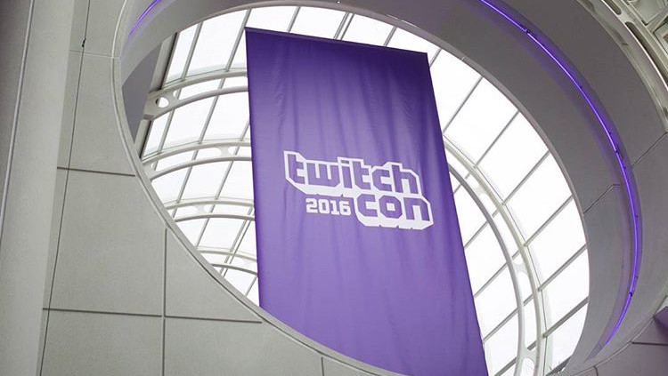 Twitchcon 2017: Hausmesse rund ums Streamen