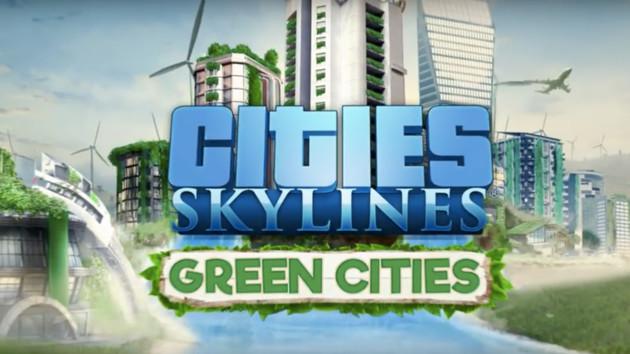 Jetzt verfügbar: Green Cities für Cities: Skylines kostet 13 Euro