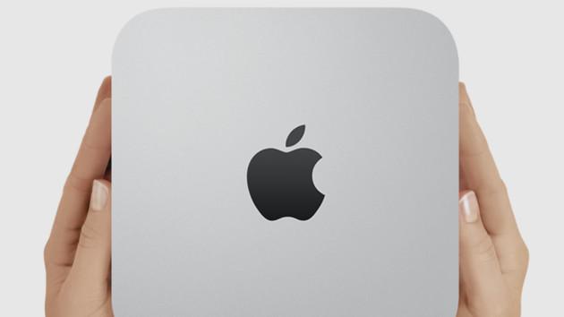 Apple: Tim Cook bekräftigt Wichtigkeit des Mac mini