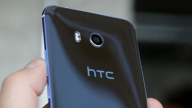 HTC U11 Plus & Life: Topmodell mit 18:9-Display, Mittelklasse mit Android One