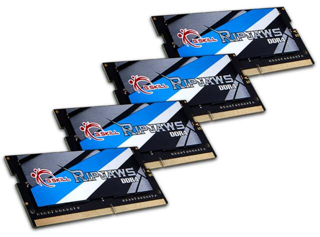 G.Skill Ripjaws SO-DIMM DDR4-RAM