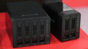 Thecus N2350 & N4350: Einsteiger-NAS mit 2C-SoC kosten 116 und 196 Euro