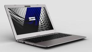 """Schenker Slim 13 (L17): Schlankes 13,3""""-Notebook mit mehr CPU-Kernen bei 15 Watt"""