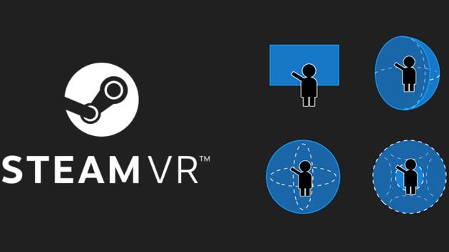 SteamVR: Spieler-Masken und Media-Player zu Halloween