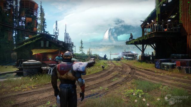 Destiny 2 – 16×AF über das Spiel