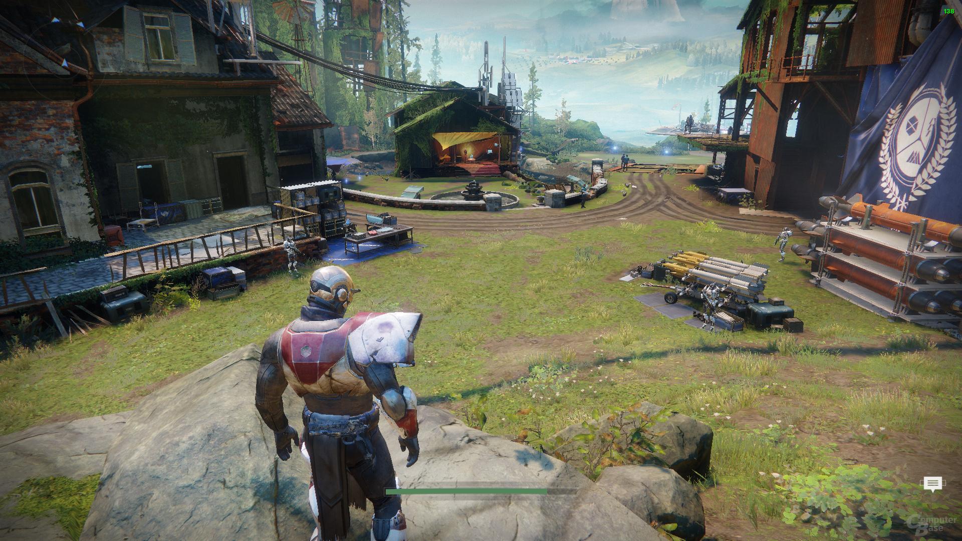 Destiny 2 – Niedrig-Preset