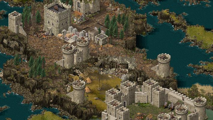Aktion: Stronghold HD und A.D. 2044 bei GOG.com kurzfristig gratis