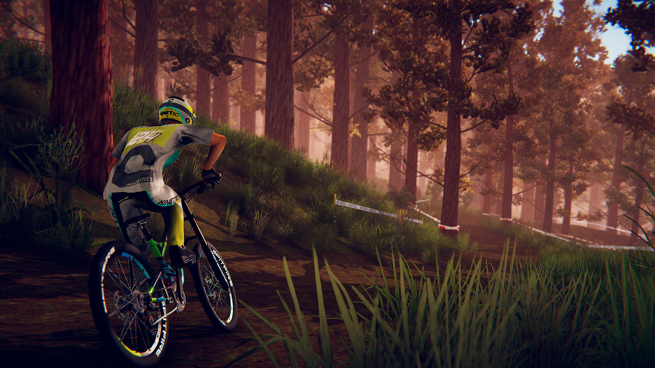 Descenders: Entwickler laden zum waghalsigen Beta-Test