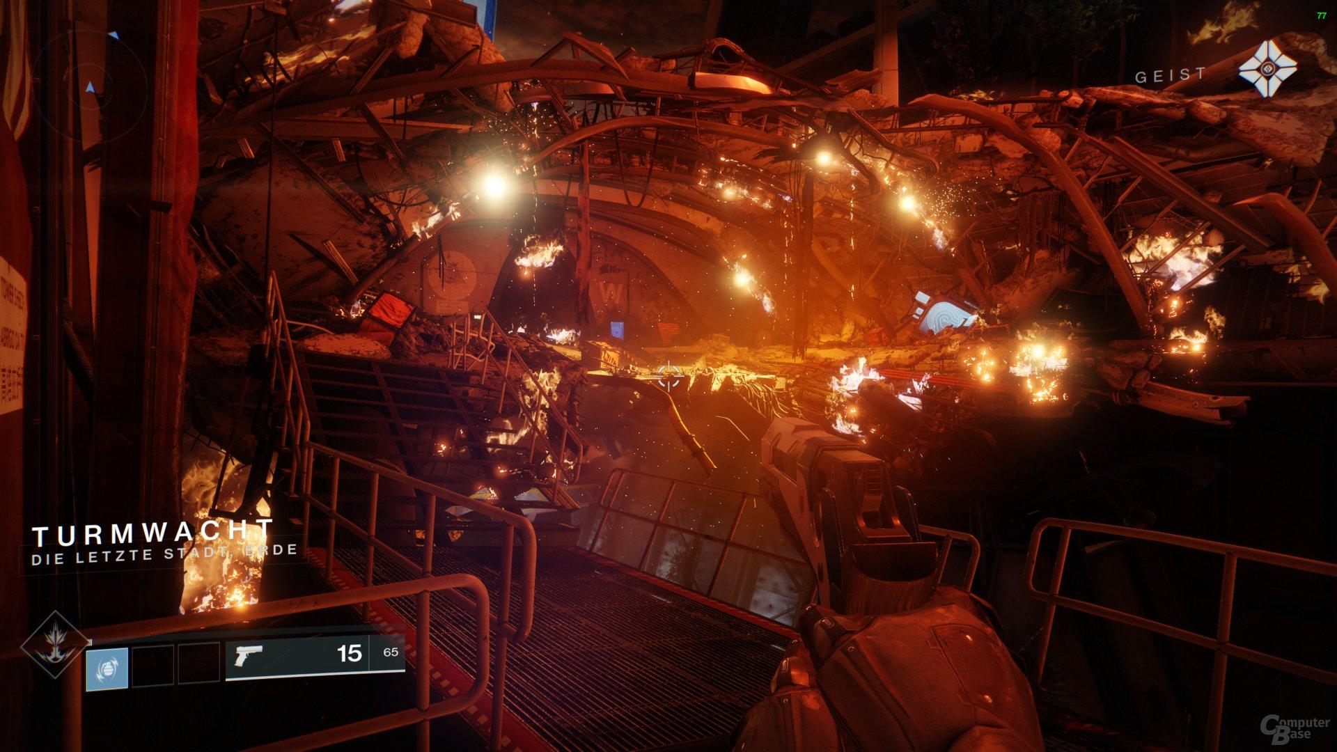 Destiny 2 im Benchmark-Test