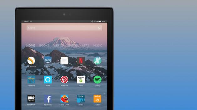Amazon Fire HD 10 im Test: Günstiges Alltags-Tablet mit Full HD und Alexa