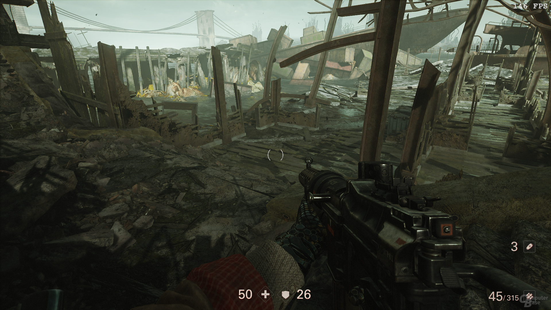 Wolfenstein 2 – Deferred Rendering