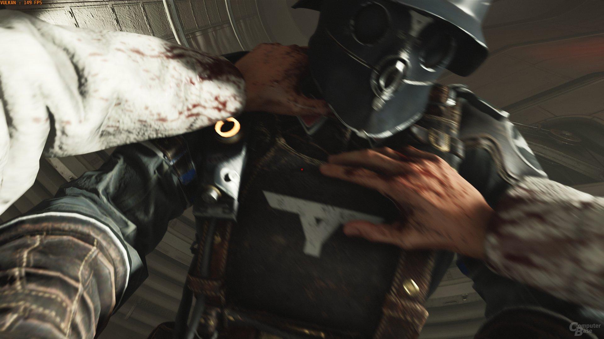 Wolfenstein 2: The New Colossus im Benchmark