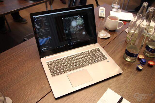 Acer Swift 3 mit Raven Ridge