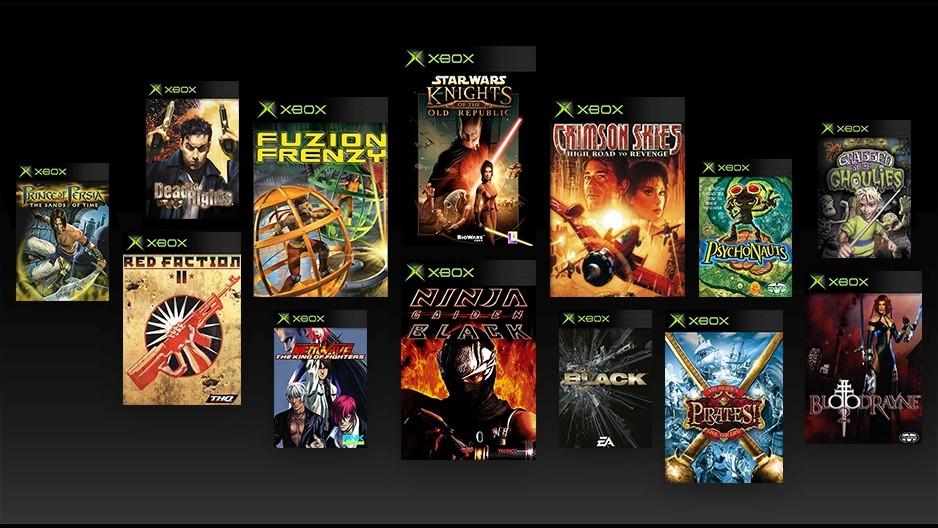 Xbox One (X): Xbox-Klassiker mit höherer Auflösung abspielen