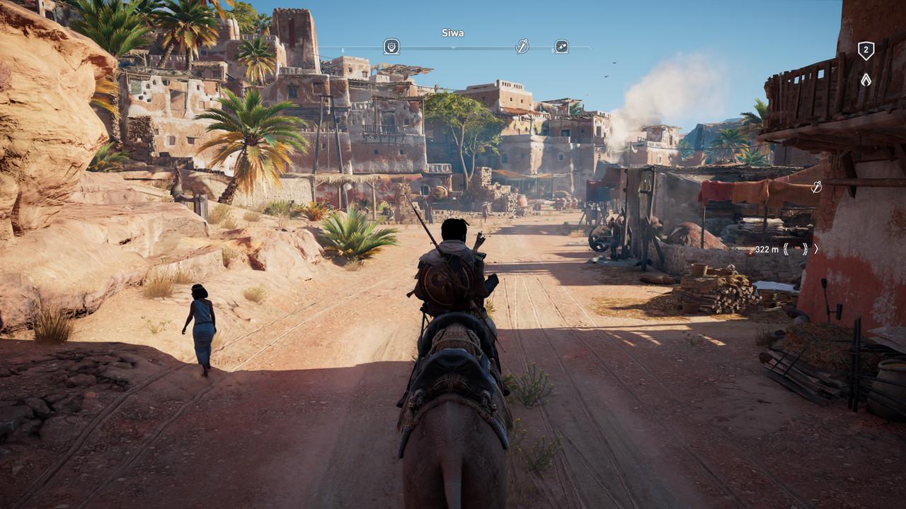 Assassin's Creed: Origins: Im Benchmark ein echter Threadripper