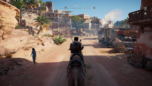Assassin's Creed: Origins: Im Benchmark ein echter Threadripper