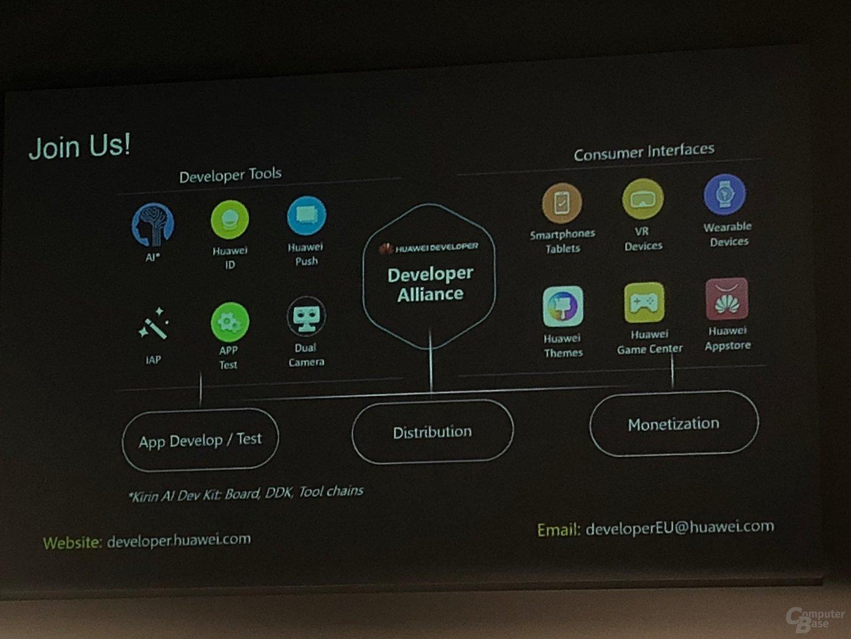 Huawei Developer Alliance