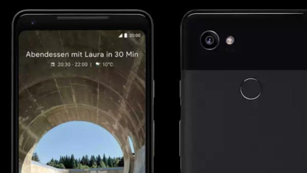Pixel 2 XL: Google macht POLED-Display mit Update dunkler