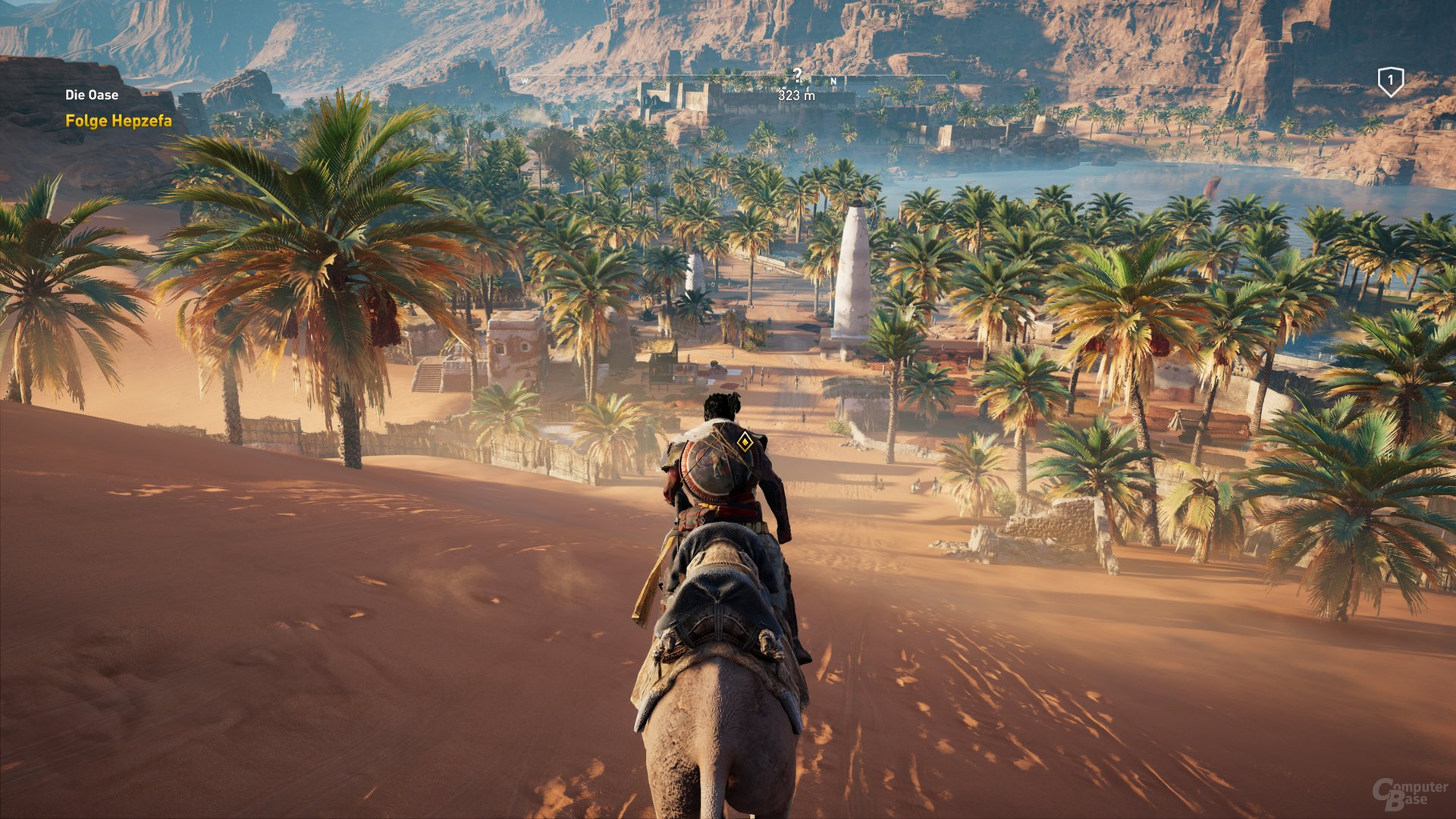 Assassin's Creed: Origins im Benchmark-Test