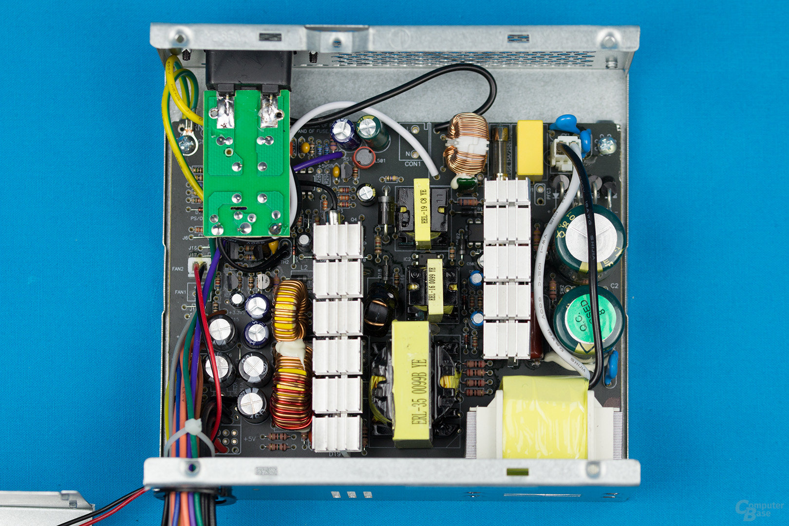 Inter-Tech SL-500A 2nd Edition – Überblick Elektronik