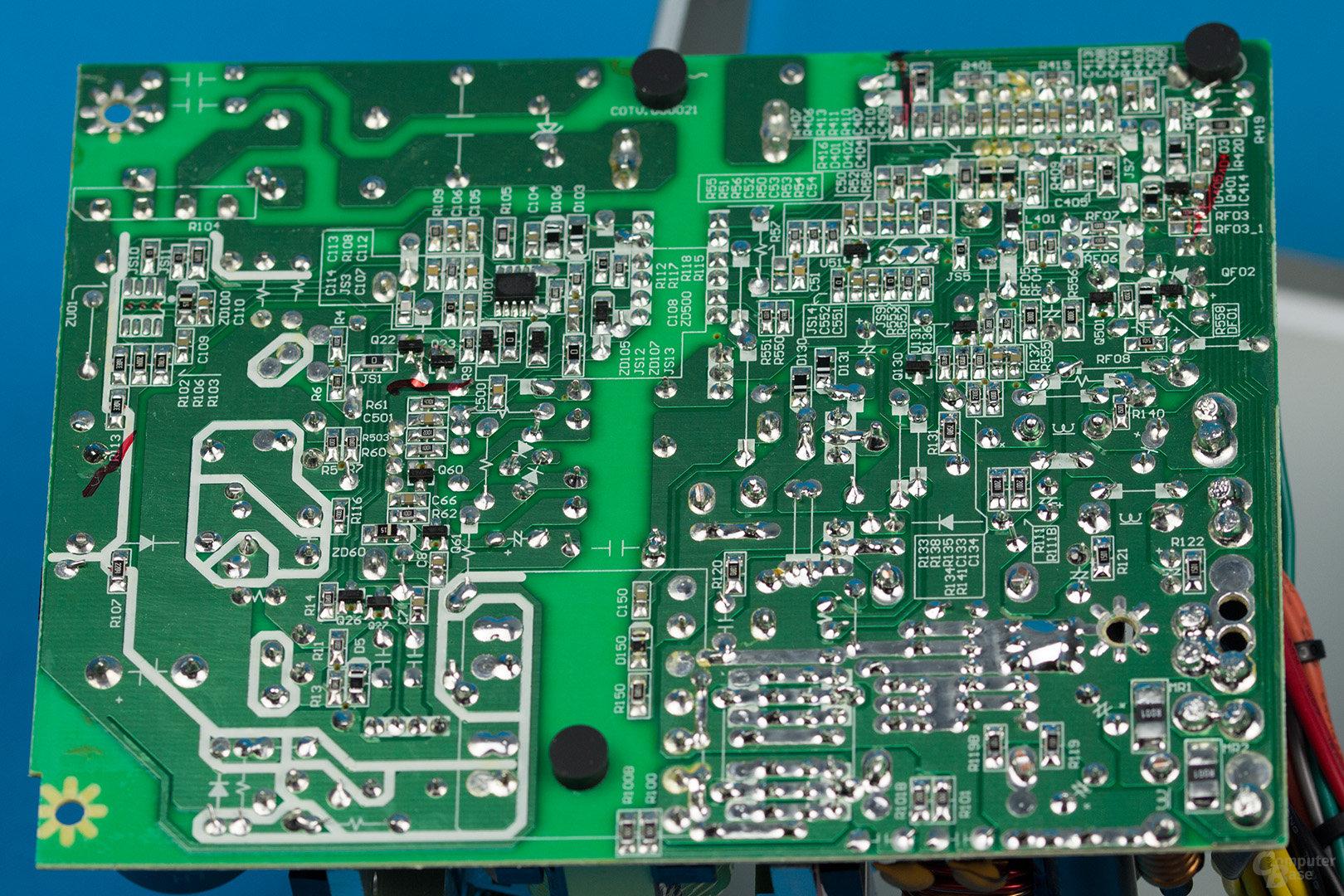 be quiet! System Power B8 300W – Lötqualität