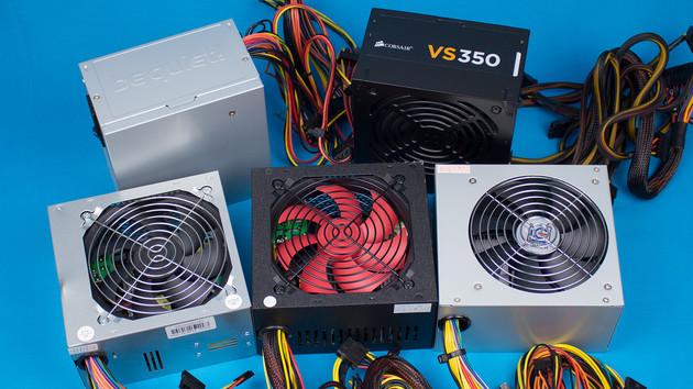 Topseller auf Amazon im Test: 500-Watt-Netzteile für 20 Euro sind kein Schnäppchen