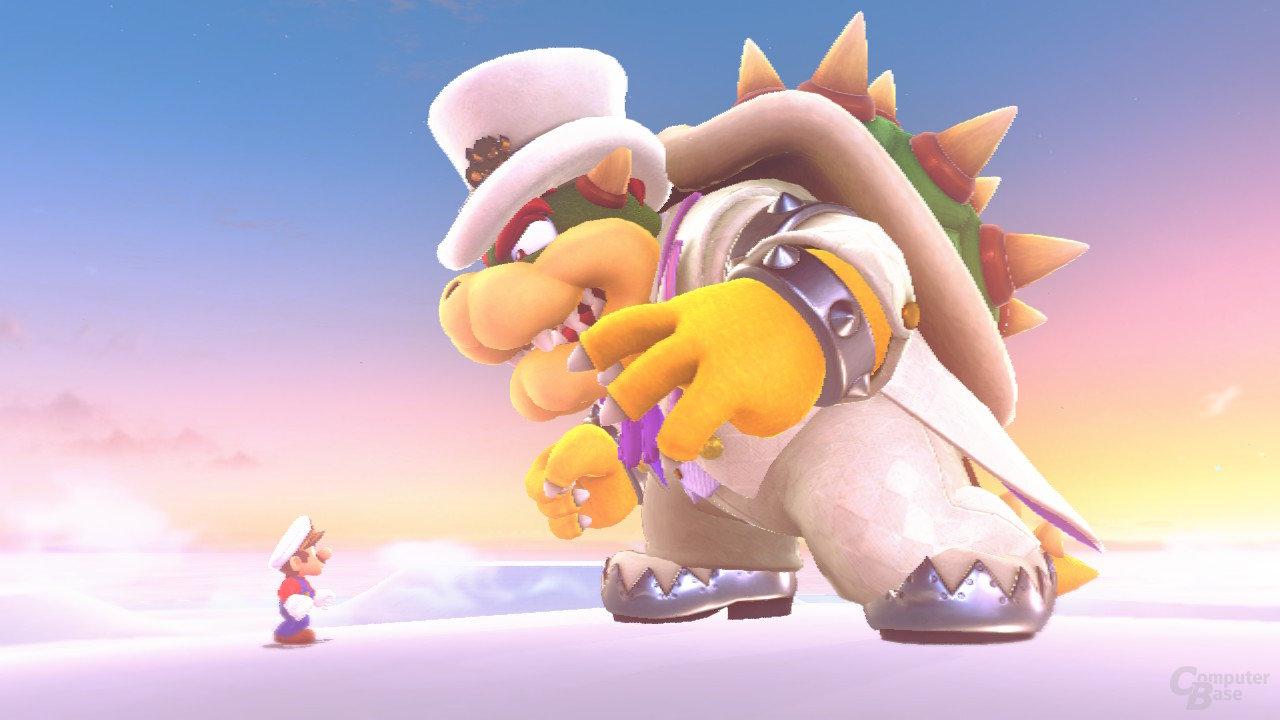 Super Mario Odyssey im Test