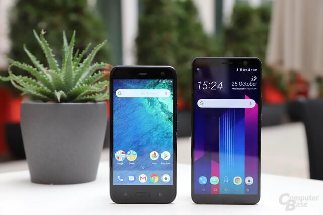 HTC U11 Life und HTC U11+