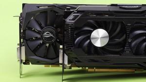 GeForce GTX 1070 Ti im Test: Leise Custom Designs von Asus und Inno3D im Vergleich