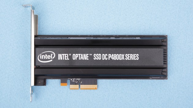 Intel Optane SSD DC P4800X: Das leistet 3D XPoint im Server-Format