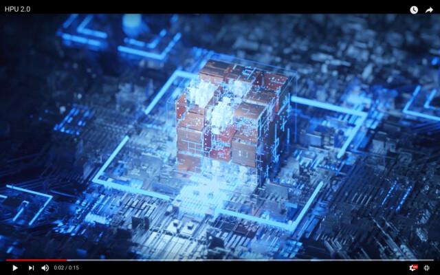 HPU 2.0 mit AI-Co-Prozessor