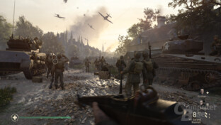 Call of Duty: WWII im Technik-Test
