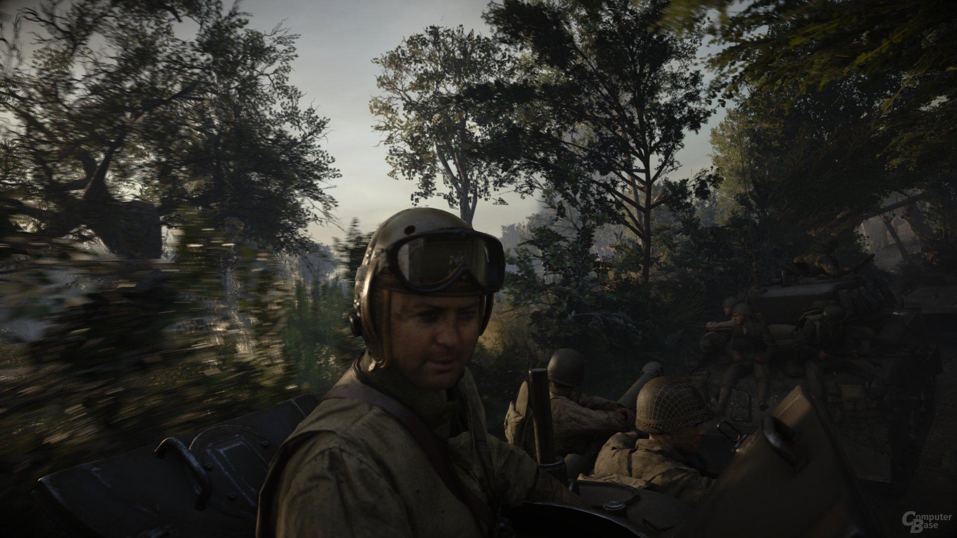 Call of Duty: WWII im Technik-Test