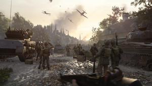 Call of Duty: WWII: Technisch nicht mehr auf der Höhe der Zeit