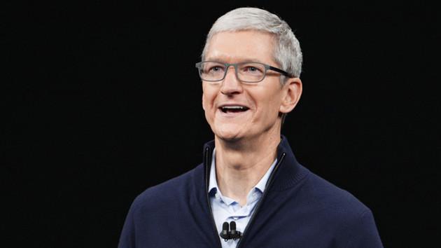 Quartalszahlen: Apple steigert Umsatz und Gewinn deutlich