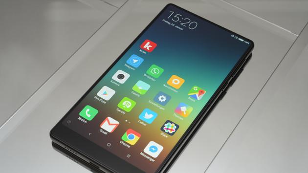 Smartphone-Absatzzahlen: Xiaomi rollt das Feld von hinten auf