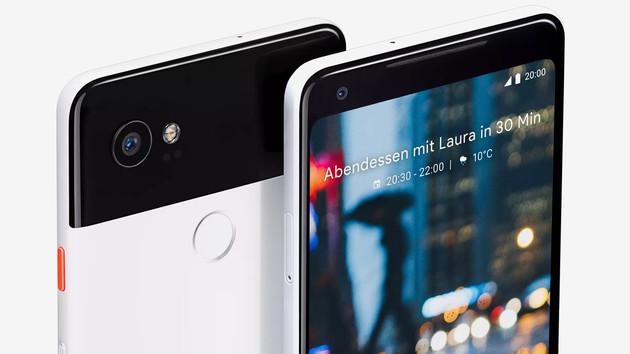 Keine Bloatware: Google lieferte Pixel 2 XL ohne Android-Betriebssystem aus