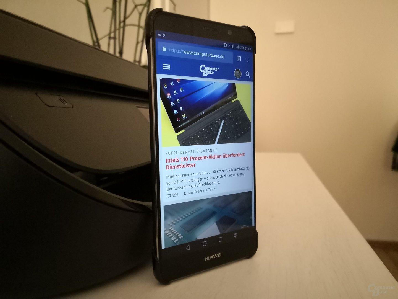 Huawei Mate 10 Pro im Test – Kamera